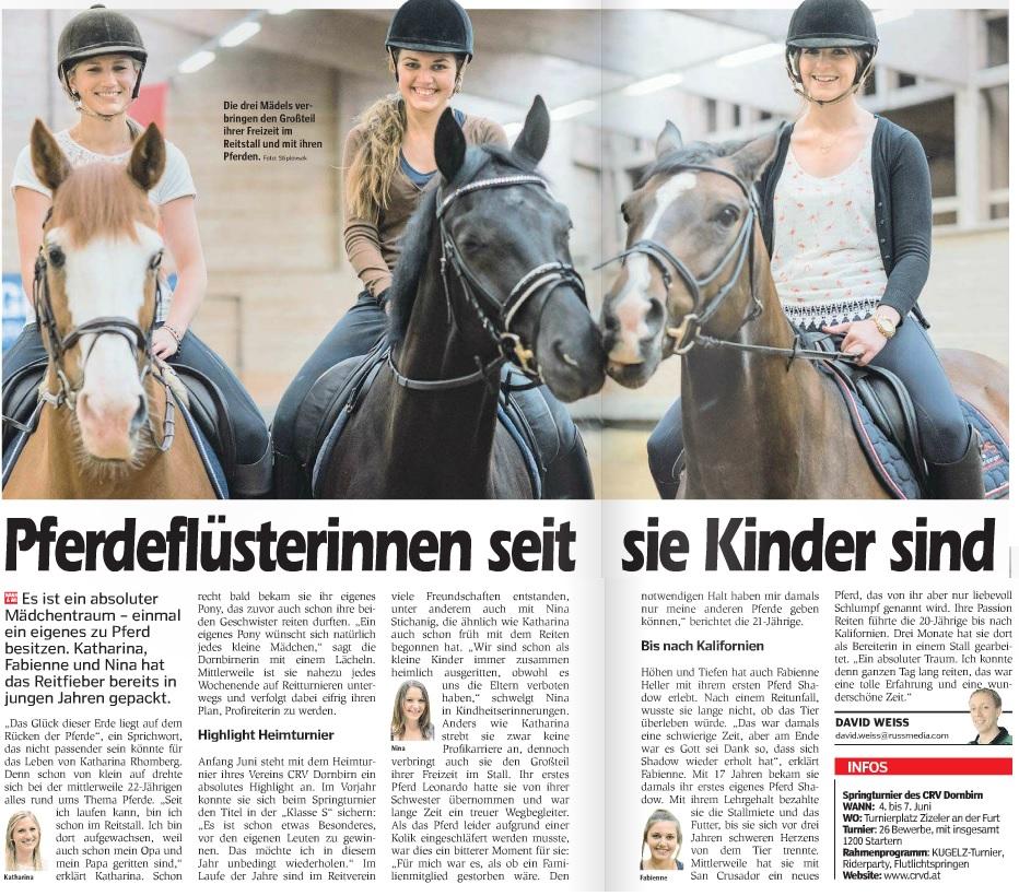 Pferdeflüsterinnen
