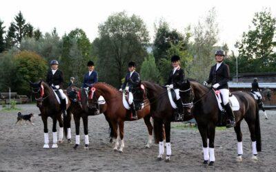 CRVD Dressur Mannschaft 2014
